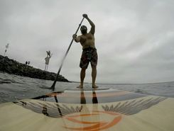 Chula Vista Marina sitio de stand up paddle / paddle surf en Estados Unidos