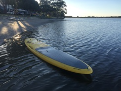 Maroochy River sitio de stand up paddle / paddle surf en Australia