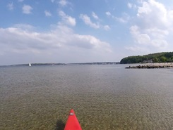 Wassersleben sitio de stand up paddle / paddle surf en Alemania