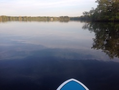 Willett Pond, Norwood MA spot de SUP em Estados Unidos