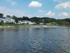 grodek nad dunajcem paddle board spot in Poland