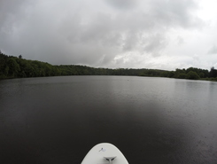 Le jaunay paddle board spot in France