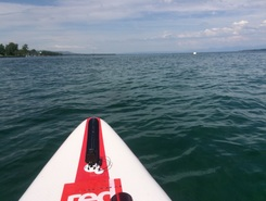 Cran-sur-Celigny  paddle board spot in Switzerland
