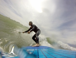 tronoen spot de stand up paddle en France