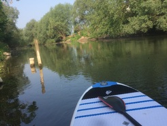 Lippe Dolberg bis Hamm sitio de stand up paddle / paddle surf en Alemania
