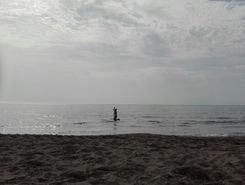 giannellla spot de stand up paddle en Italie
