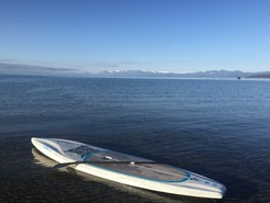 Kings Beach, Lake Tahoe paddle board spot in United States