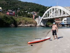 Sup Lounge sitio de stand up paddle / paddle surf en Brasil