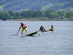 Stampf Jona sitio de stand up paddle / paddle surf en Suiza