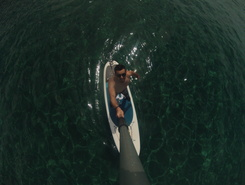 St jean sitio de stand up paddle / paddle surf en Francia