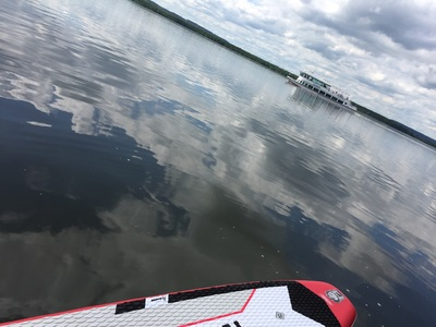 Steinhuder Meer paddle board spot in Germany