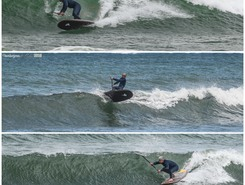 cote basque sitio de stand up paddle / paddle surf en Francia