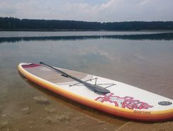 lhota jezero sitio de stand up paddle / paddle surf en República Checa