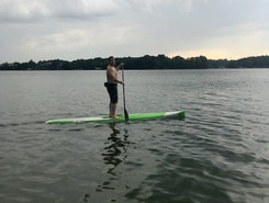 Lake Wylie spot de stand up paddle en États-Unis