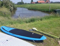 manege groot prooyen paddle board spot in Netherlands