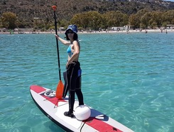 Marina Piccola spot de stand up paddle en Italie