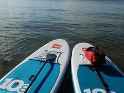 Troia spot de stand up paddle en Portugal