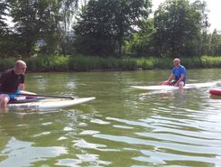Mittellandkanal Bad Essen  spot de stand up paddle en Allemagne