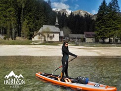 braies lake sitio de stand up paddle / paddle surf en Italia