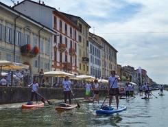 navigli sitio de stand up paddle / paddle surf en Italia