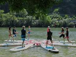 Aloha Sup Lyon  paddle board spot in France