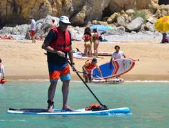 Praia da Ribeira do Cavalp spot de stand up paddle en Portugal