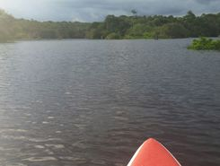 lago verde do taruma sitio de stand up paddle / paddle surf en Brasil