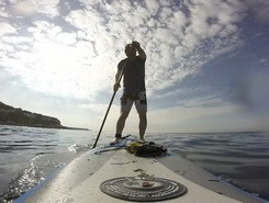Sausset les pins spot de stand up paddle en France