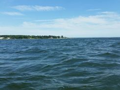narragansett  bay paddle board spot in United States