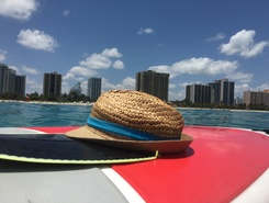 Miami South Beach (F1RST Surf Shop) spot de SUP em Estados Unidos