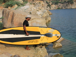 Lake Oasis sitio de stand up paddle / paddle surf en India