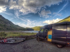 haweswater reservoir sitio de stand up paddle / paddle surf en Reino Unido