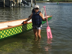 Dragon Boat Racing spot de stand up paddle en États-Unis