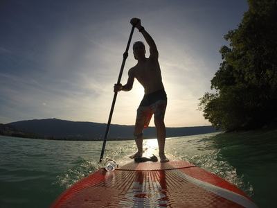 Port talloire spot de stand up paddle en France
