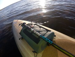 Beckerwerft (Becker's Shipyard) sitio de stand up paddle / paddle surf en Alemania