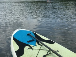 Chattahoochee at Azalea Park paddle board spot in United States