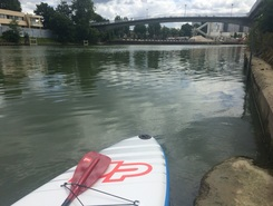Créteil  paddle board spot in France