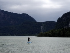 Schlehdorf - Kochelsee paddle board spot in Germany