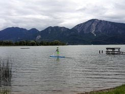 Schlehdorf - Kochelsee sitio de stand up paddle / paddle surf en Alemania