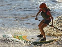 James River sitio de stand up paddle / paddle surf en Estados Unidos