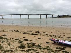 Pont de Noirmoutier spot de stand up paddle en France