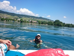 Paddle-Center spot de stand up paddle en Suisse