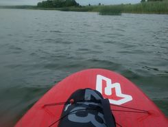 Oberuckersee spot de stand up paddle en Allemagne