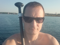 pakostane to drage sitio de stand up paddle / paddle surf en Croacia