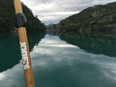 Lac de Serre Poncon spot de stand up paddle en France