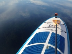 Cabin to landing and back spot de stand up paddle en États-Unis