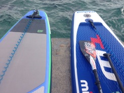 Marina Portoroz sitio de stand up paddle / paddle surf en Croacia