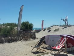 topkite sitio de stand up paddle / paddle surf en Francia