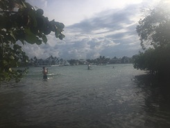 jupiter inlet river spot de stand up paddle en États-Unis