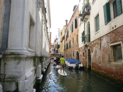 Venice sitio de stand up paddle / paddle surf en Italia